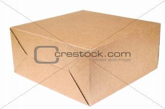 Box of cardboard
