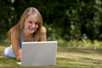 Summertime Laptop