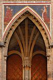 Gothic gates