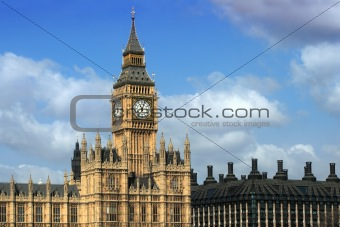 View of Big Ben