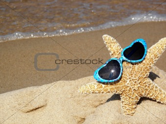 Sunbathing Star