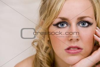 Pensive Beauty