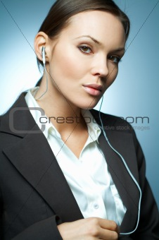 Sexy Business Woman MG.