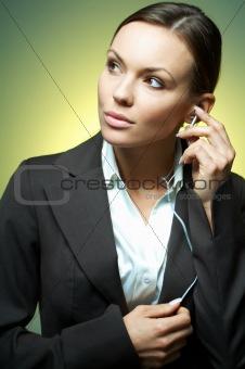 Sexy Business Woman MG