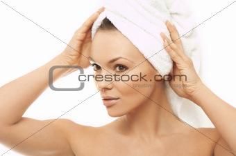 Beauty After Bath