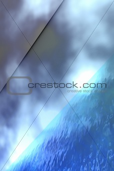 Abstrac techno background