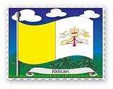 Stamp Vatican