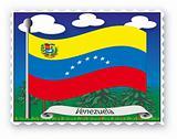 Stamp Venezuela