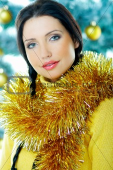 Beautiful Yellow Xmas