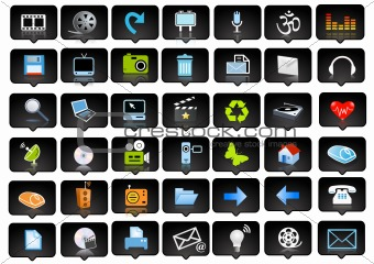 icons and logo