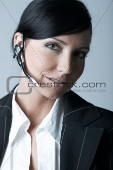 Business Woman Ag