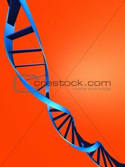 3d double helix