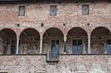 Rocca Sanvitale. Fontanellato. Emilia-Romagna. Italy.