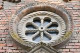 Rose window.