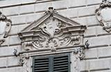 Costa Palace. Piacenza. Emilia-Romagna. Italy.