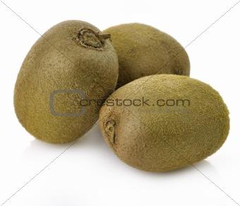 Kiwi Fruit Close Up