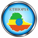 Ethiopia Round Button