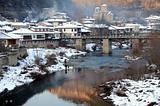 Asenov District in the Winter