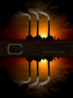 Factory sun
