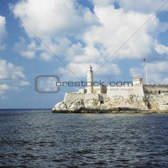 Castillo del Morro, Havana, Cuba