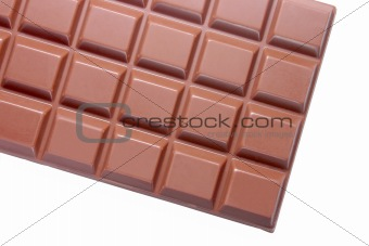 A chocolate bar.