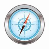 Compass icon modern