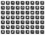 Keyboard button symbols