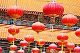Oriental Lanterns for Asian temple