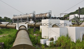 metal tanks