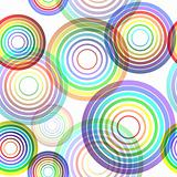 Abstract rainbow seamless backround