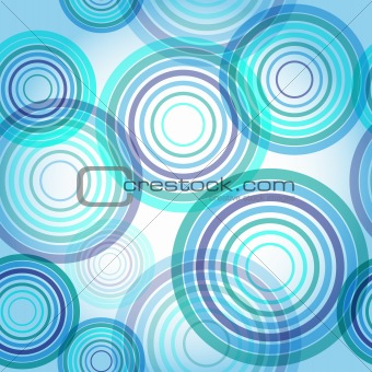 Abstract seamless water background