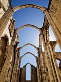 Ruins of the Carmo Church