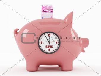 time to savings