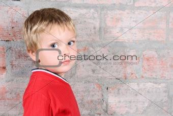 Toddler boy