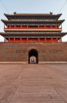 China tiananmen gate