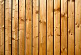 Wooden fence close up background.