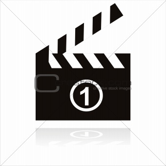 black cinema icon