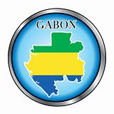 Gabon Round Button