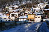 Bridge in Asenov District of Veliko Tarnovo
