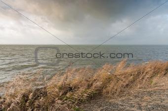 large lake