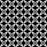 Seamless geometric crisscross pattern.