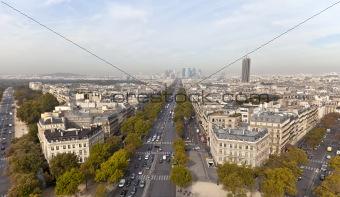 Avenue de la Grande Armee
