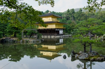 Kinkakuji Temple