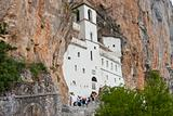 Montenegro, Ostrog Monastery