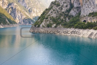 Pive river - Durmitor mountains - Montenegro