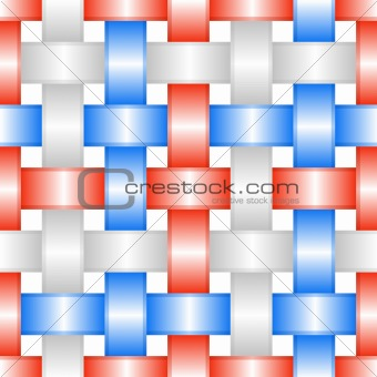 Abstract weaving background