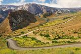 Cottonwood Canyon Road, Utah.