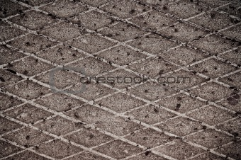 Abstract grunge background: metallic surface