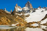 Mount Fitz Roy, Patagonia Argentina