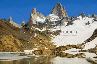 Mount Fitz Roy, Patagonia Argentina